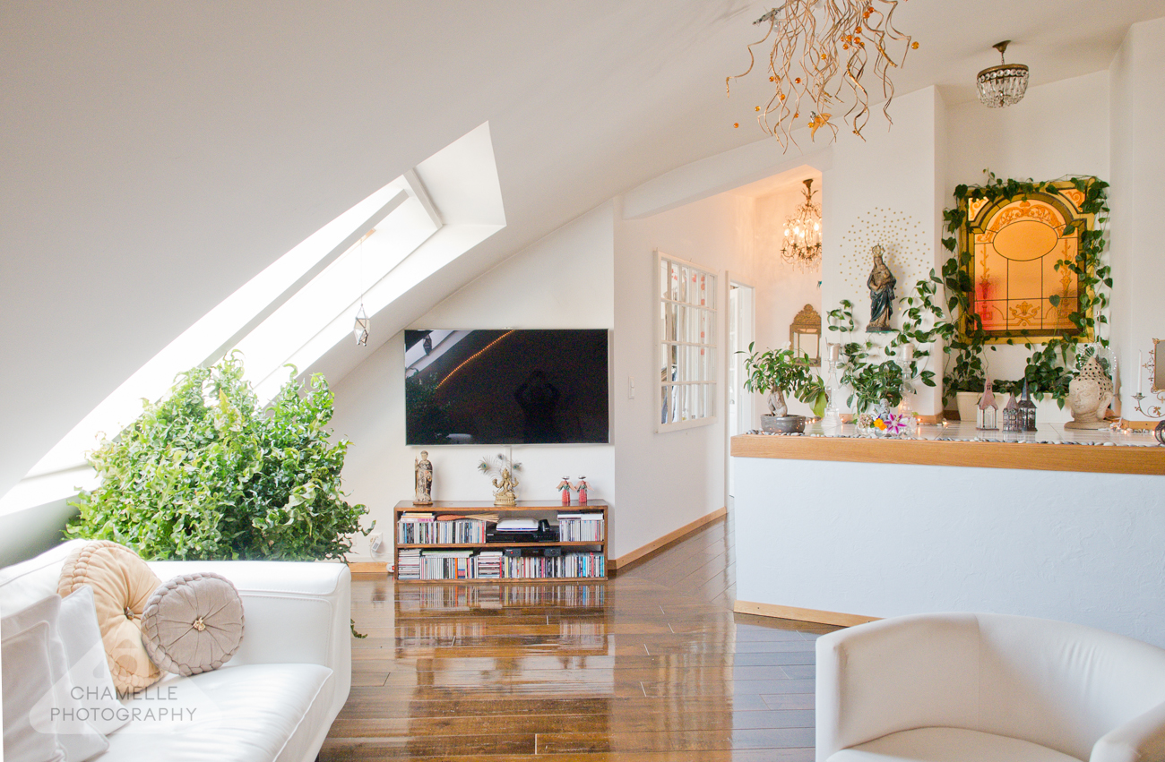 Chamelle Photography interior