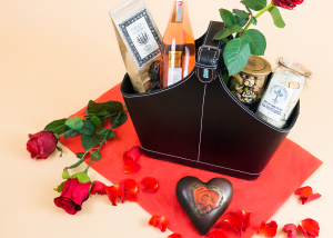 So Gourmets Valentines Day Hamper - Chamelle Photography