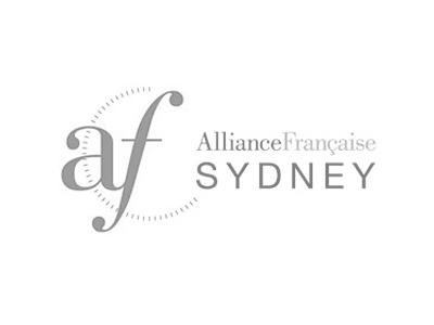 Alliance Francaise de Sydney logo