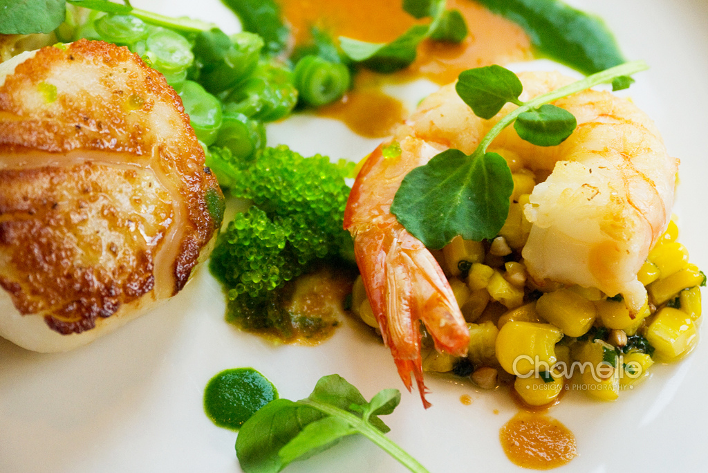 Food 02 baroque bistro sydney chamelle photography for Australian cuisine restaurants sydney