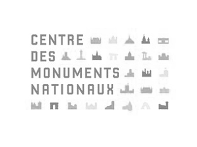 Centre des Monuments Nationaux France logo