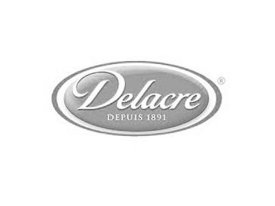 Delacre biscuits Belgium France logo