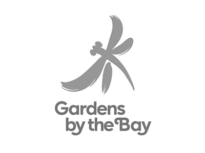 Gardens by the bay singapore logo