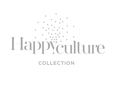 Happy Culture collection hotels France logo