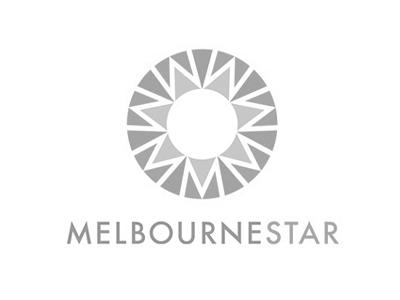 Melbourne Star observation wheel logo