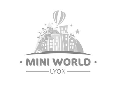 Mini world lyon logo