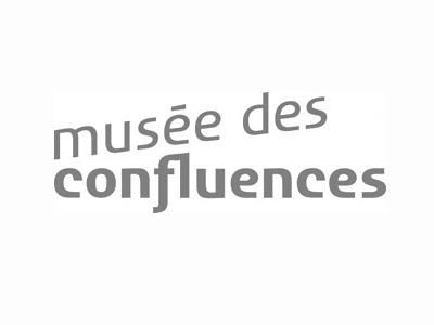 Musee des confluences museum lyon logo