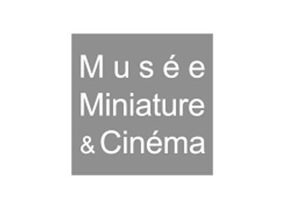 Musee Miniature and cinema Lyon logo