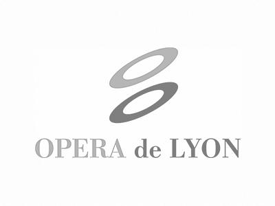 Opera de Lyon logo