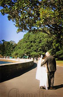 Chamelle Photography wedding retouching