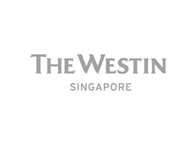 The Westin Singapore hotel logo
