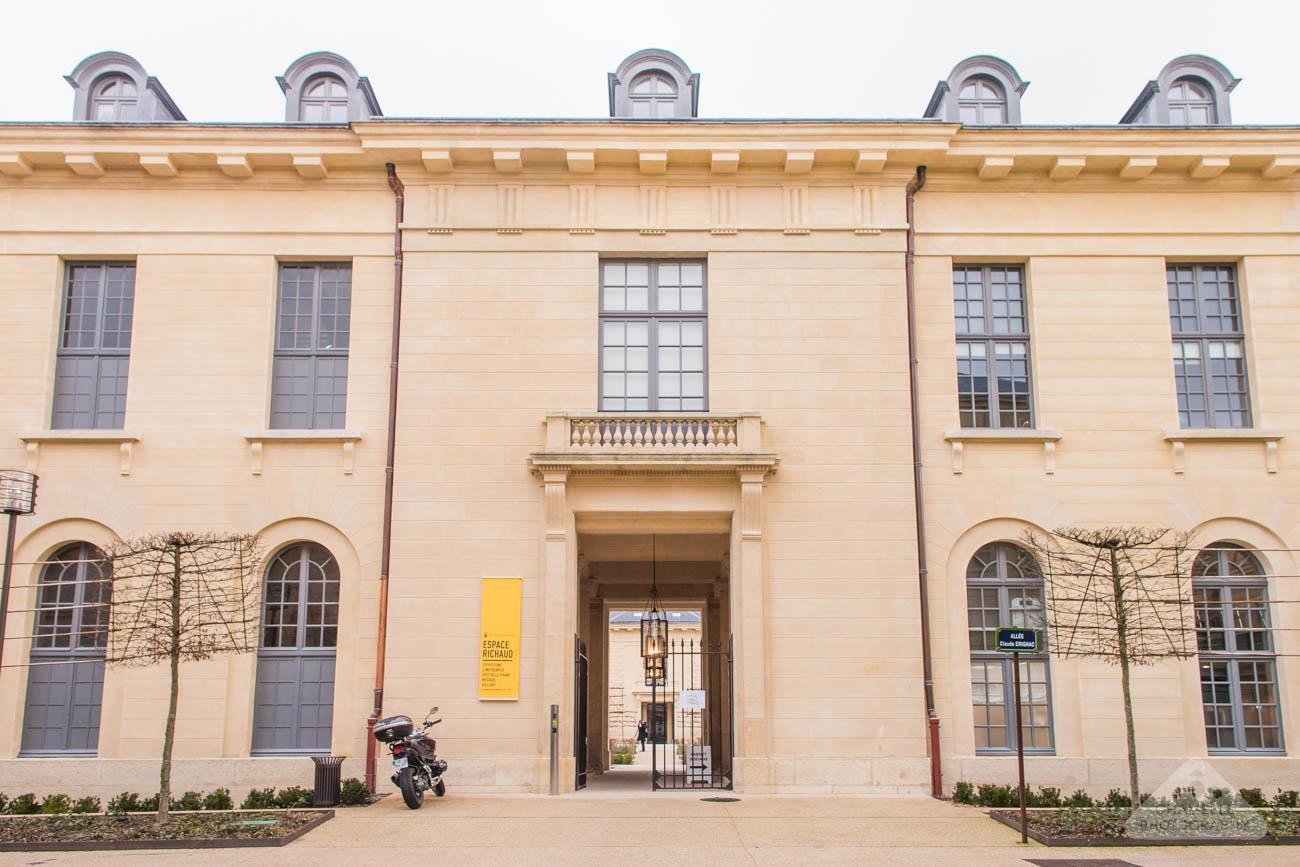 Espace Richaud Hopital Royal Versailles