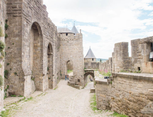 Travel: The fairytale castle city of Carcassonne, France
