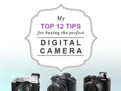 Top 12 tips buying perfect digital camera
