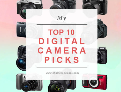 Top 10 cameras – My recommendations for 2016