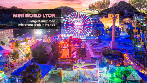 Mini World Lyon Miniatures Model Railway video