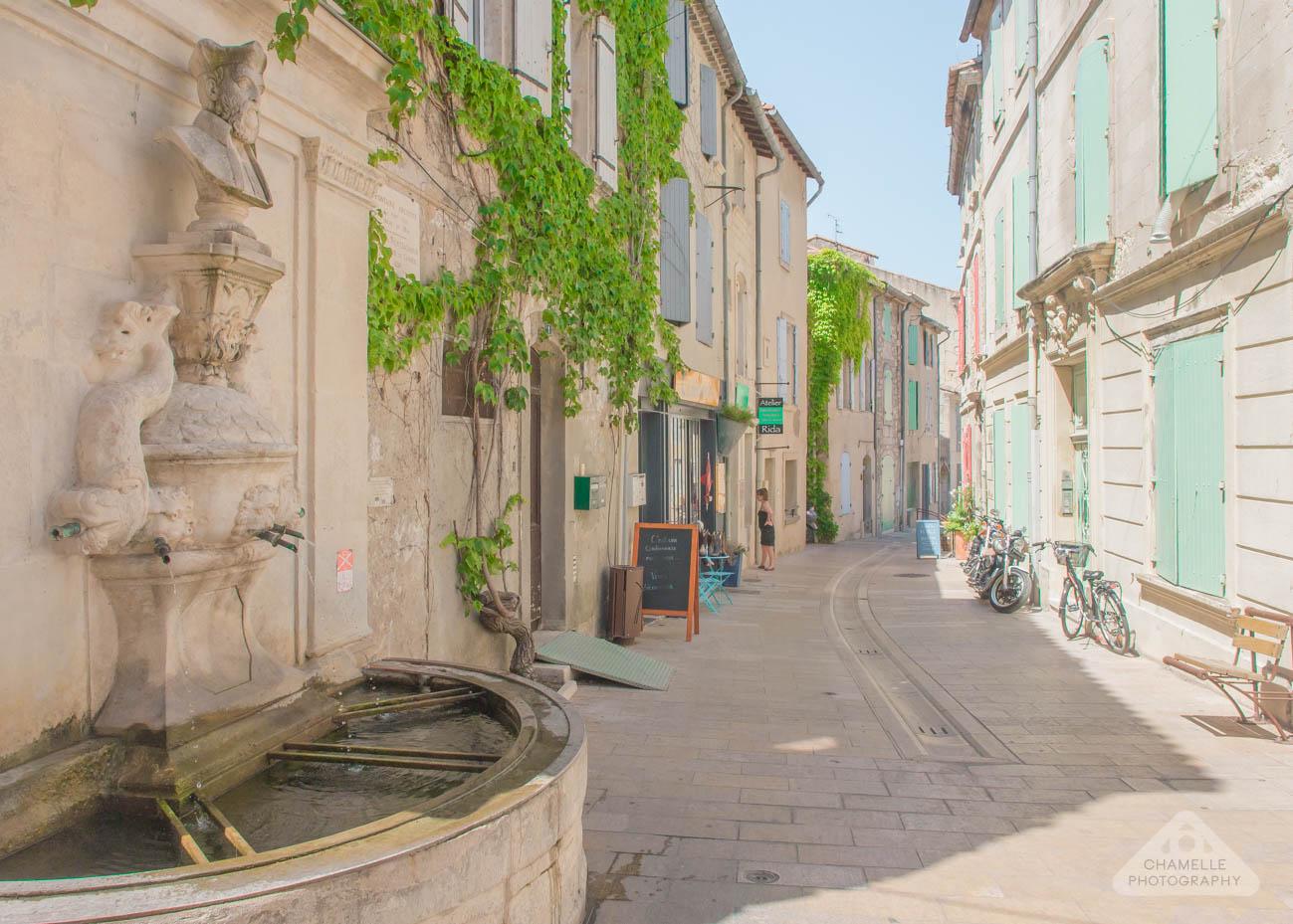 Saint Remy de Provence France Nostradamus