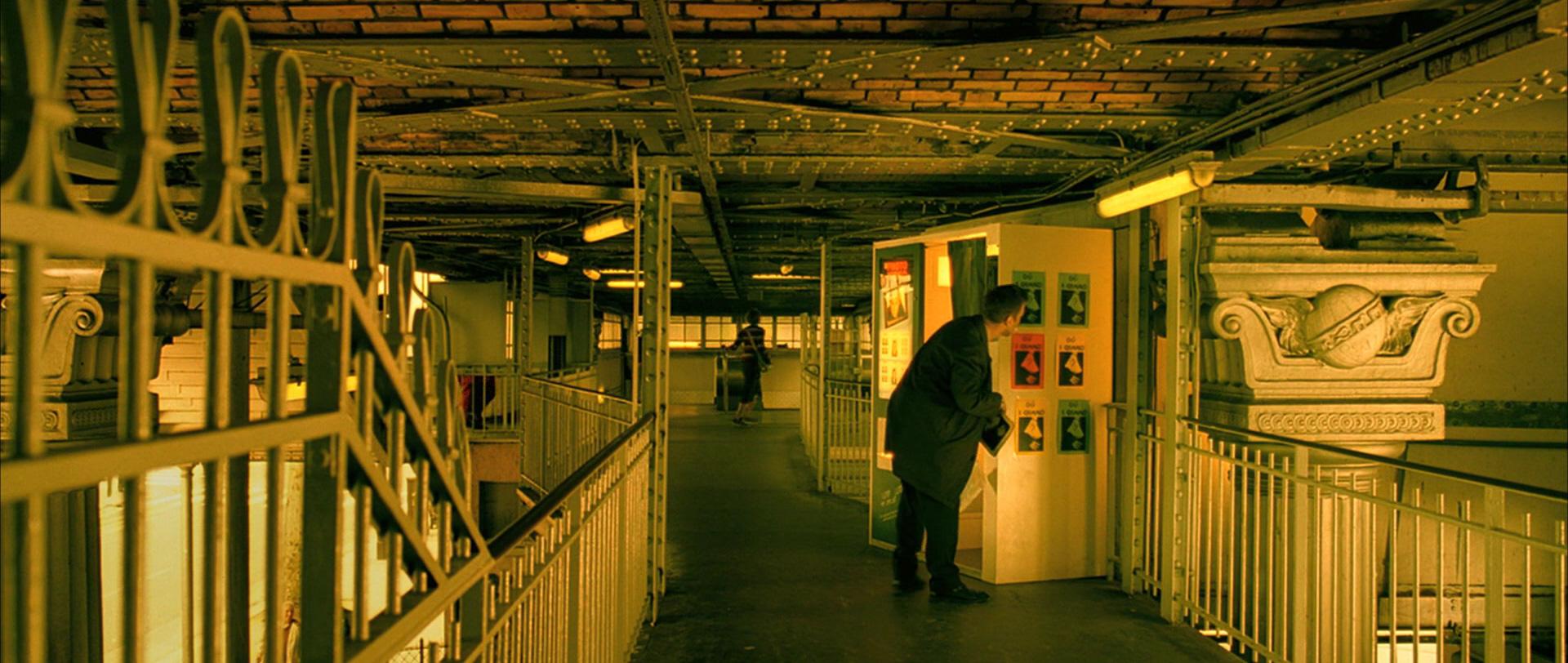 Amelie Poulain film locations Montmartre Paris France travel Metro Barbes Rochechouart