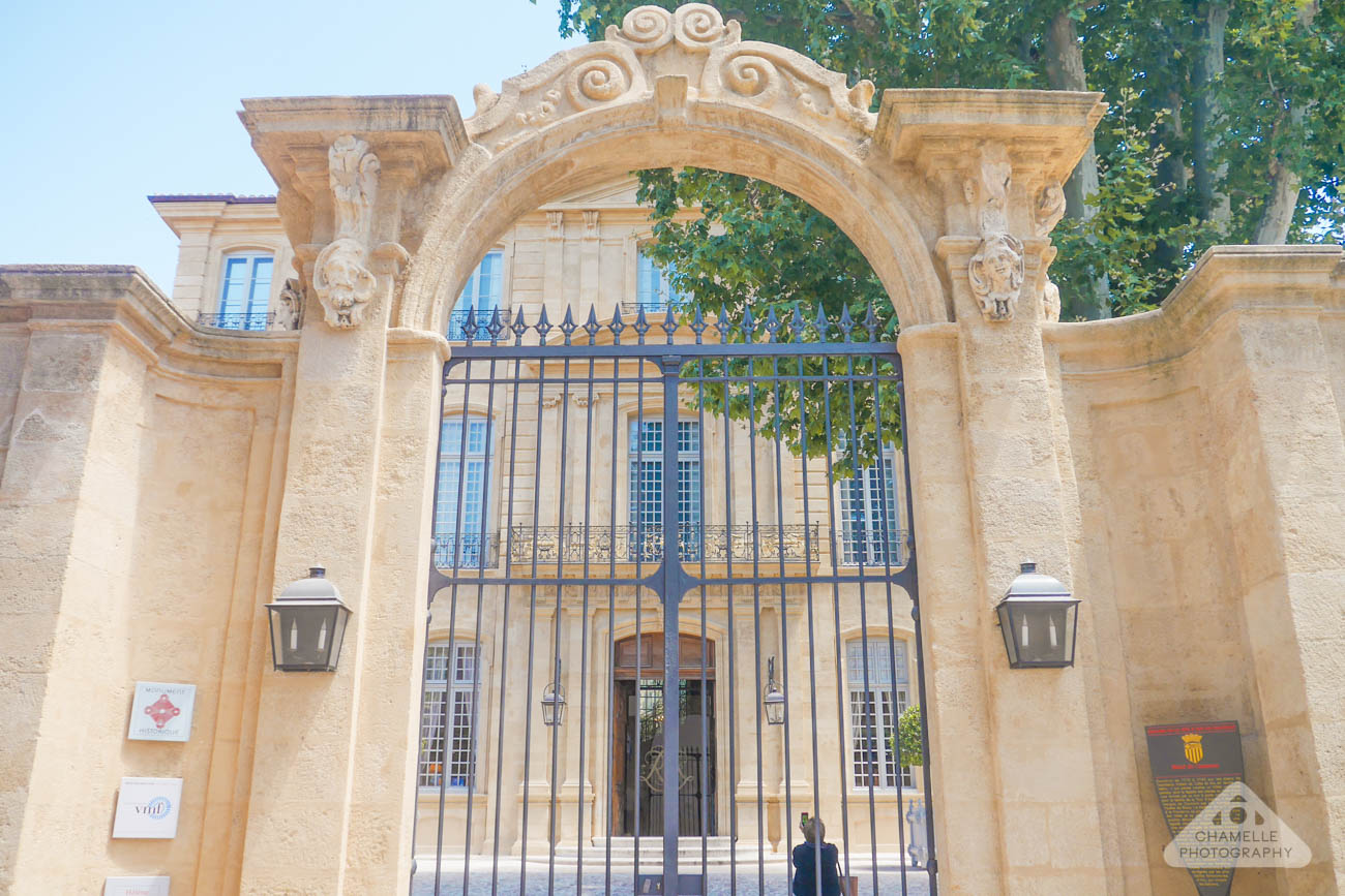 Travel 25 things you must see and do in aix en provence - Hotel de caumont aix en provence ...