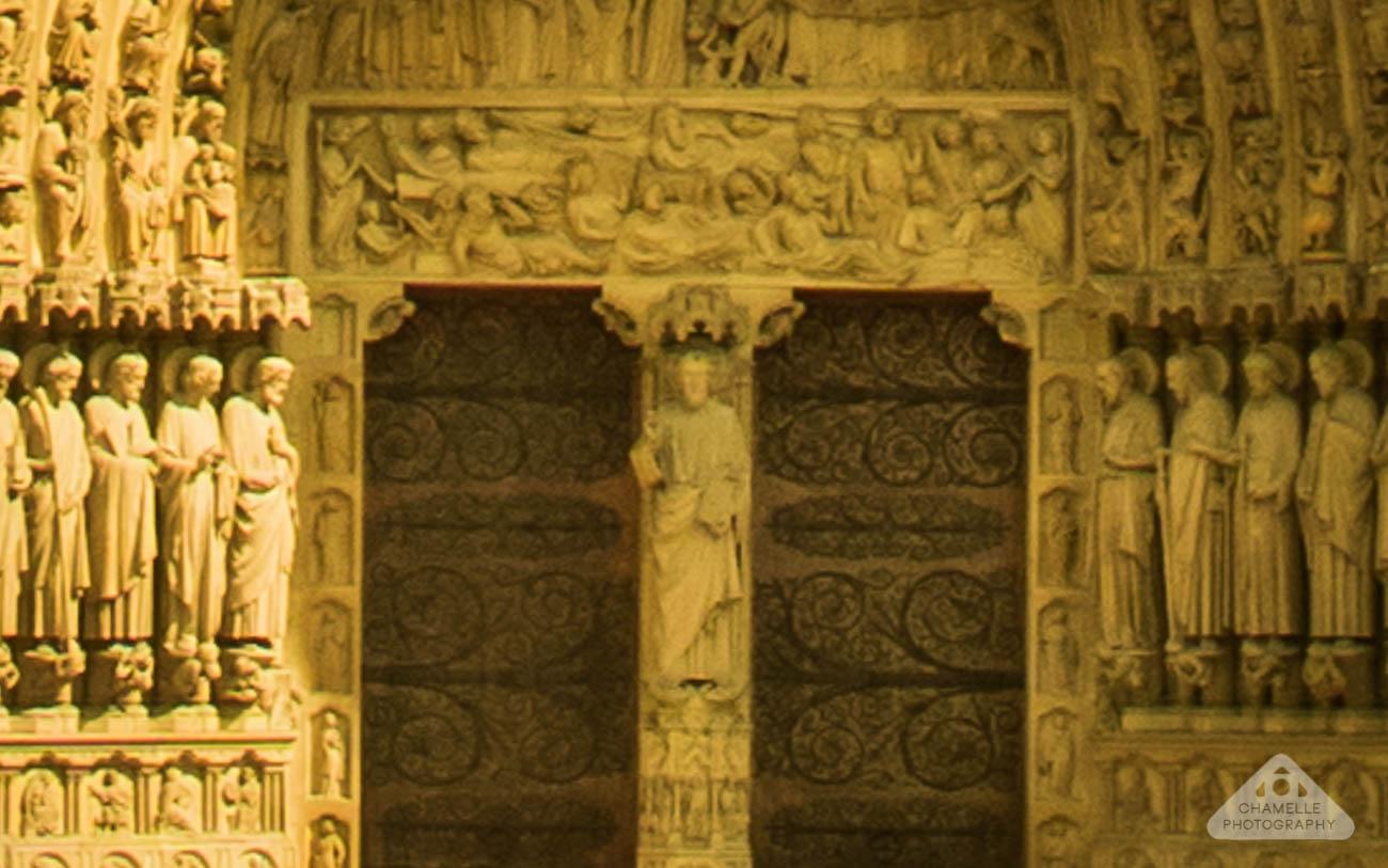 Notre Dame Cathedral Amelie Poulain film locations Montmartre Paris France travel screenshots