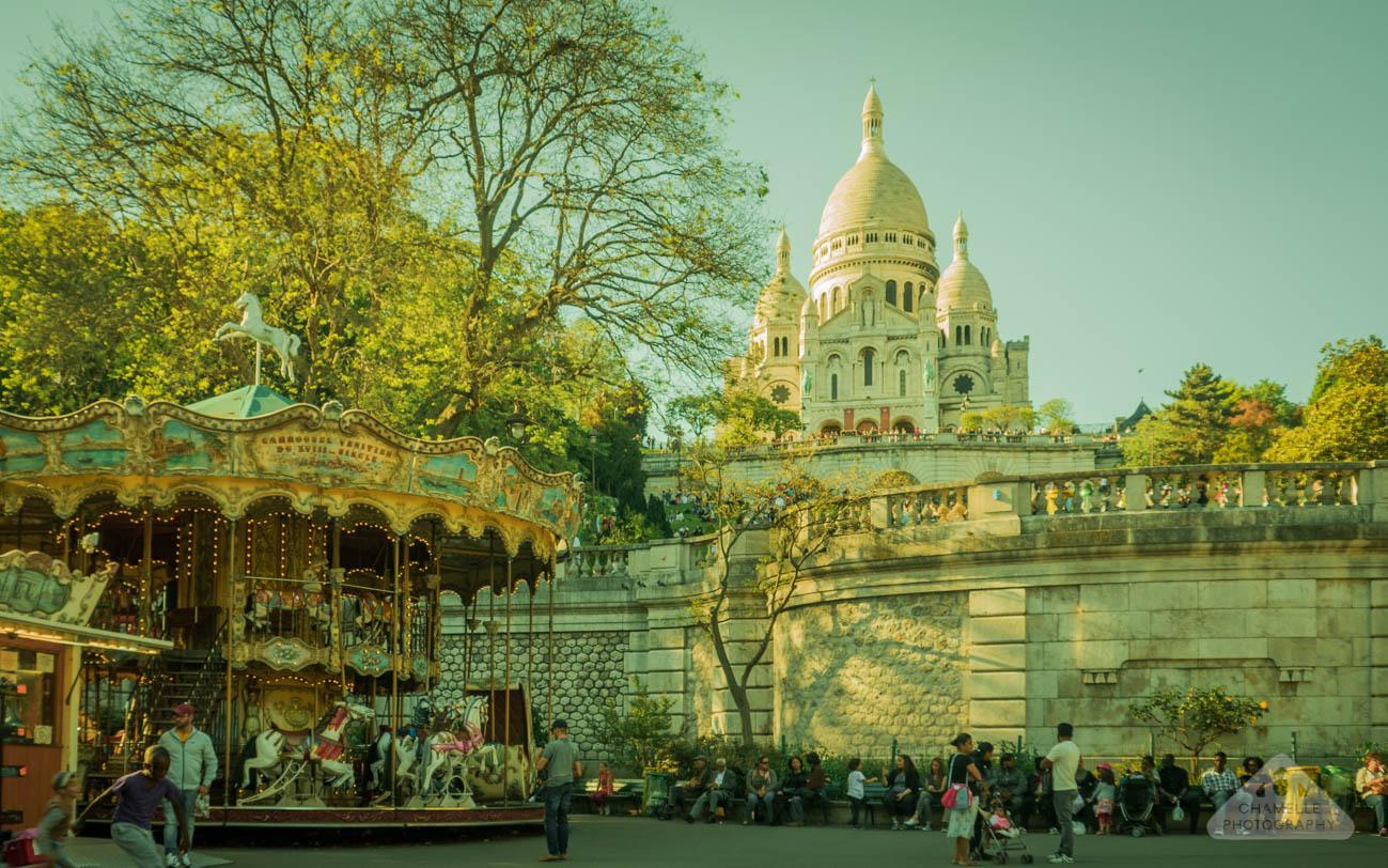 Amelie Poulain film locations Montmartre Paris France travel screenshots Jean-Pierre Jeunet