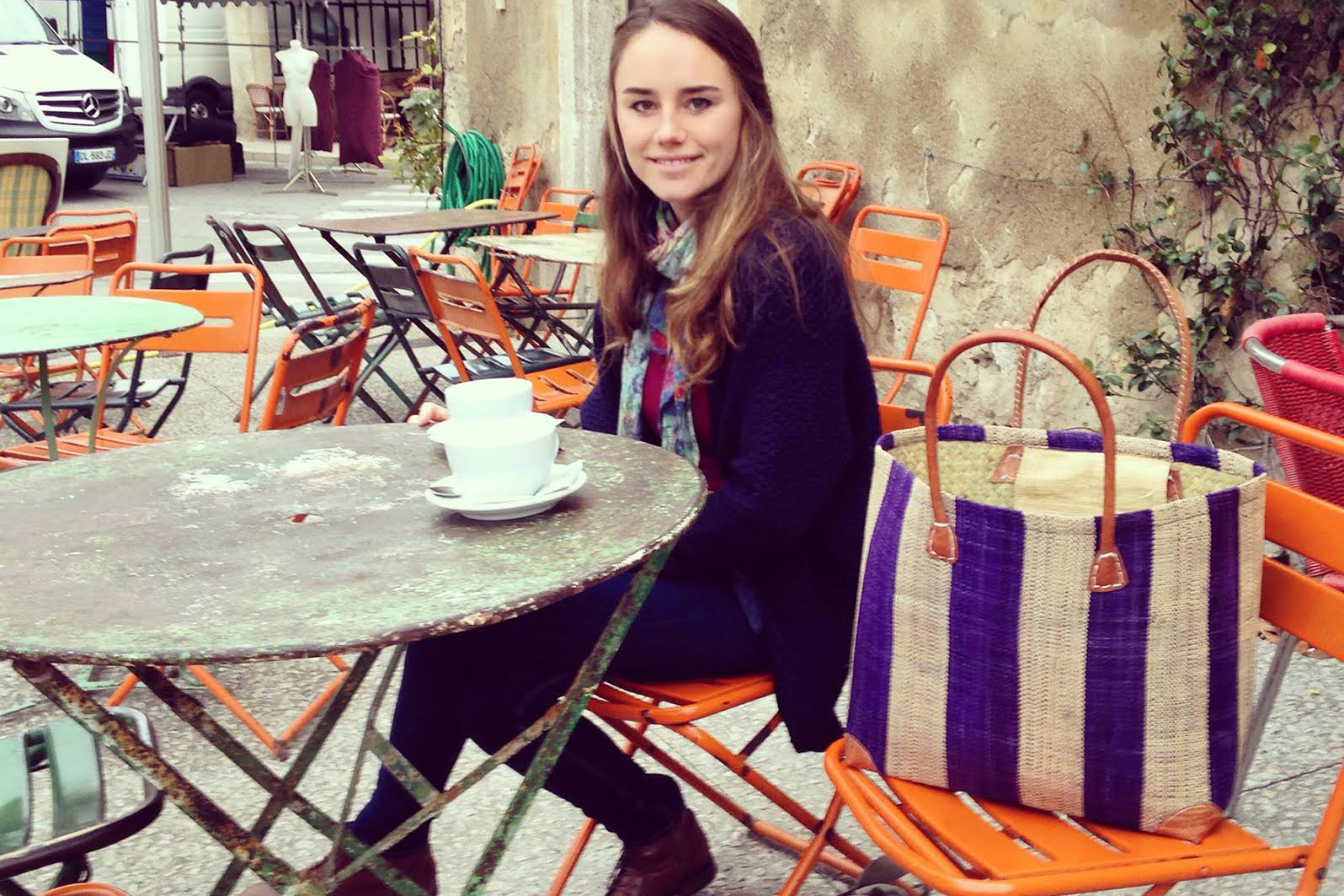 Blogger interview: Ashley from Curious Provence