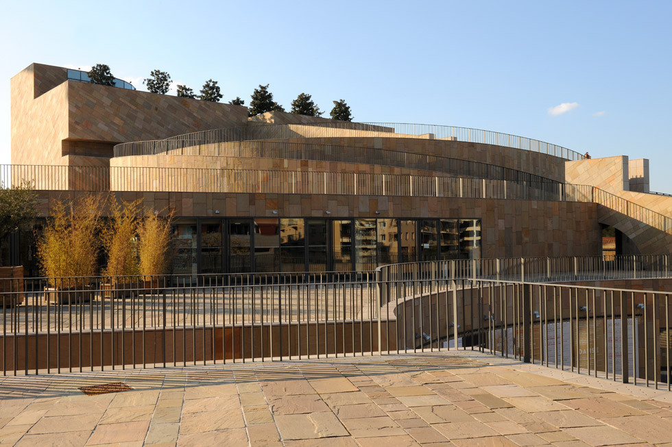 Le Grand Theatre de Provence Aix en Provence France travel blog