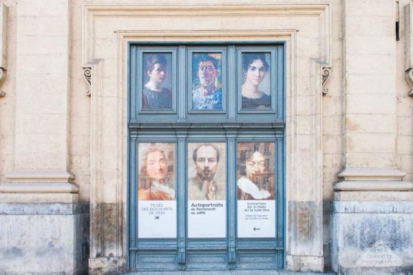Musée des Beaux-Arts, Lyon Rembrandt Selfie exhibition exposition France travel blog