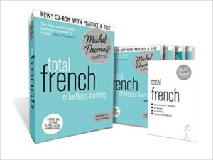 learn French Michel Thomas French language learning CD