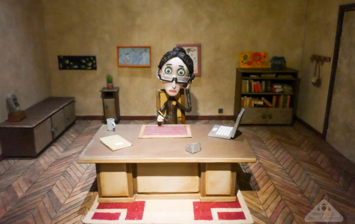 My Life as a Zucchini Ma Vie de Courgette Claude Barras Musee Miniature Cinema Lyon