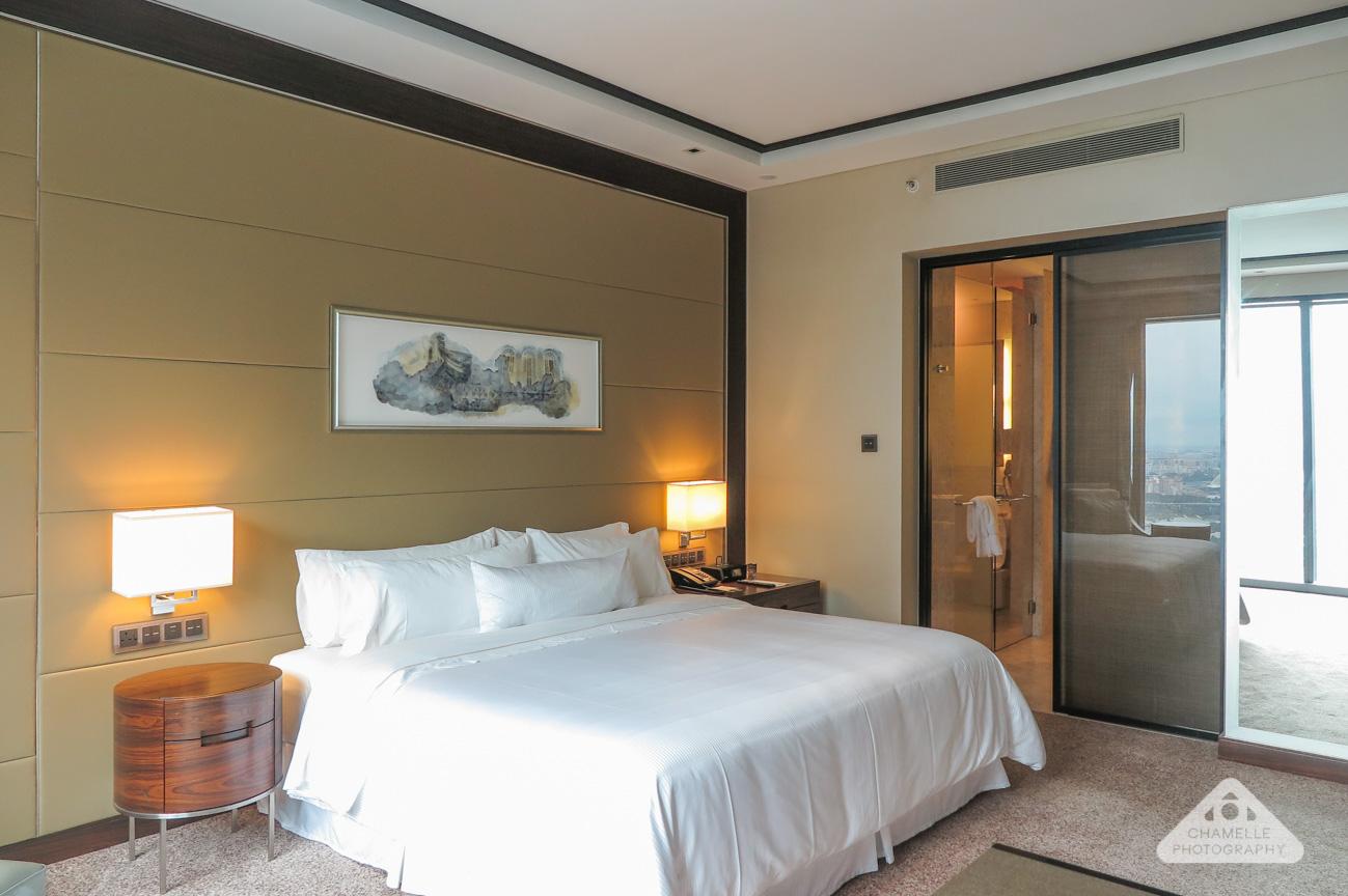 The Westin Hotel Singapore travel blog