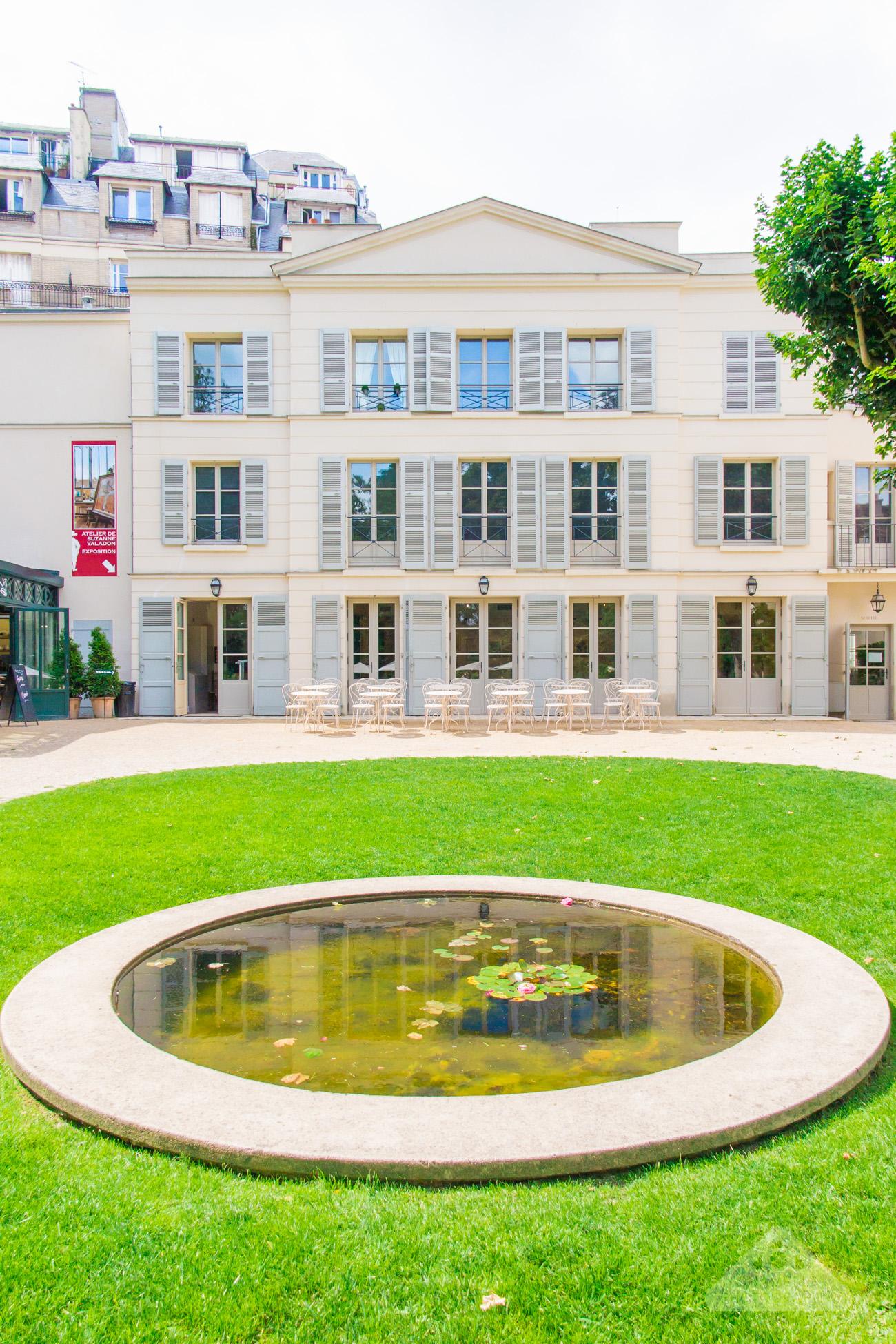 Musee Montmartre Museum Paris France travel blog photograph