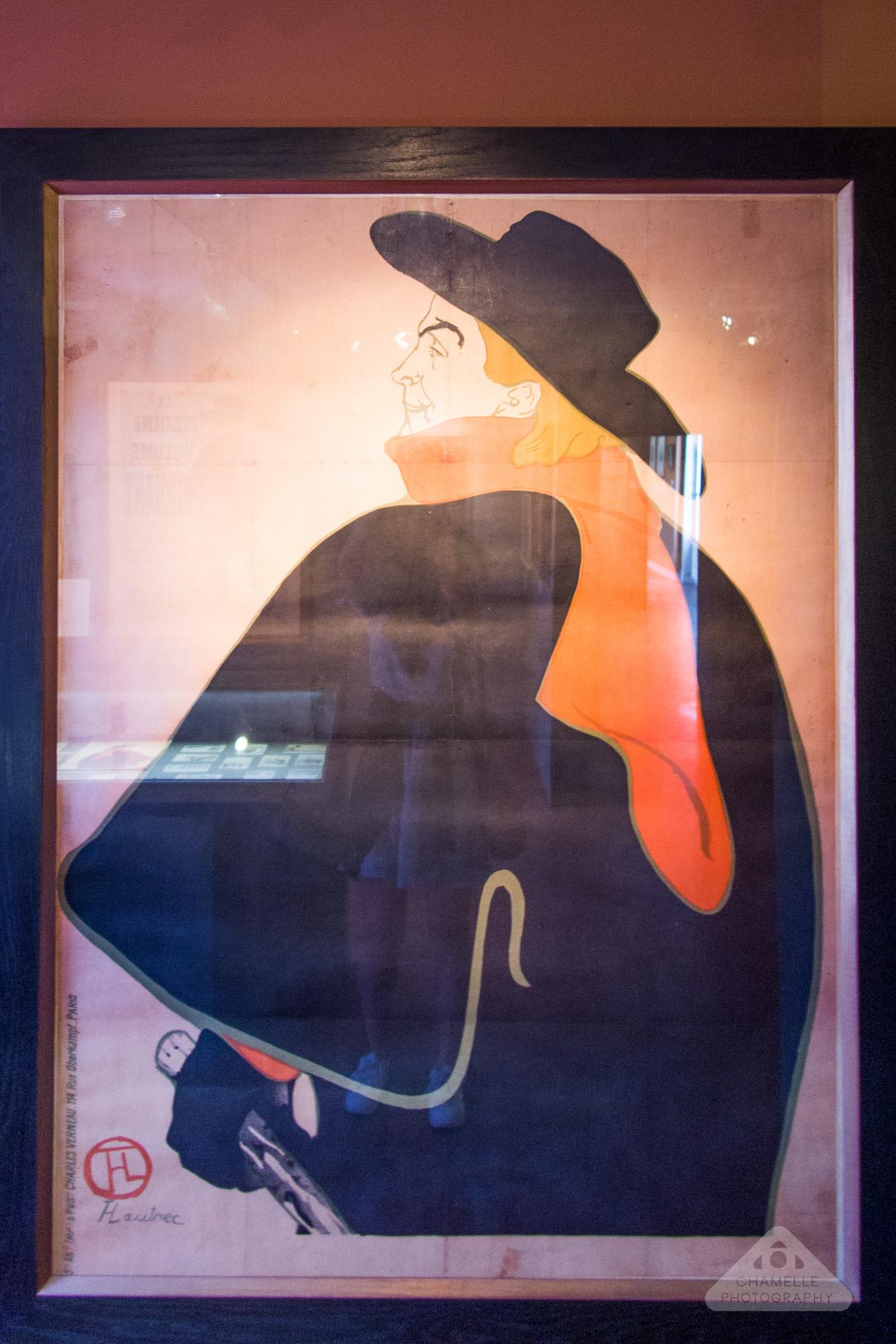 Musee Montmartre Museum Paris France travel blog photography Toulouse Lautrec
