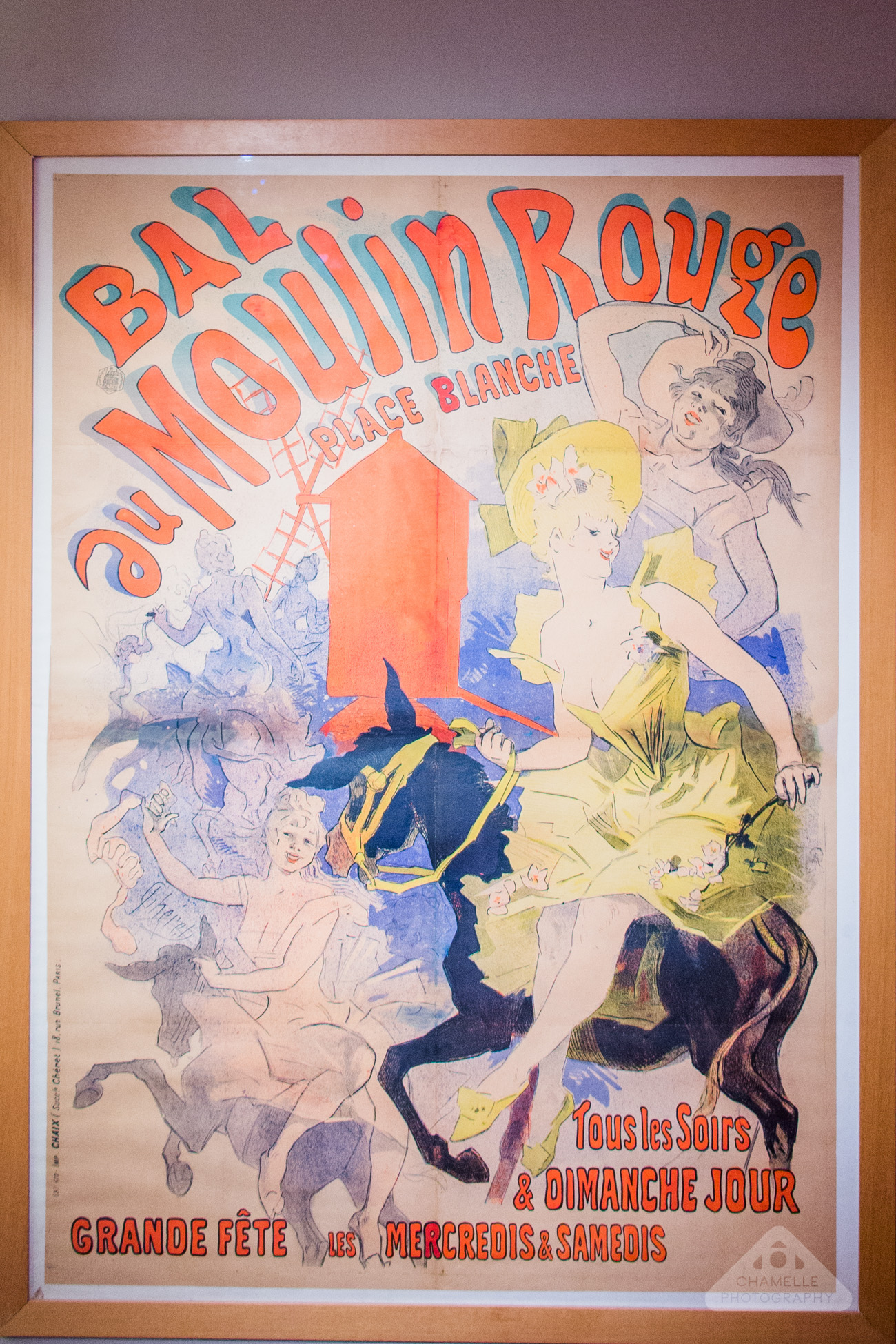 Musee Montmartre Museum Paris France travel blog photography Moulin Rouge
