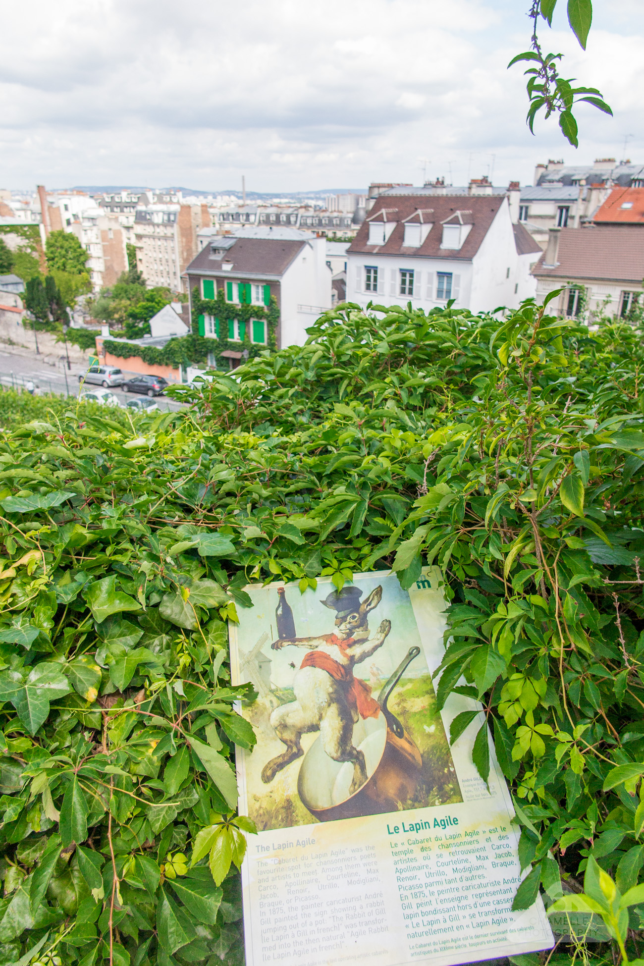 Musee Montmartre Museum film decor Paris France travel blog photography Lapin Agile
