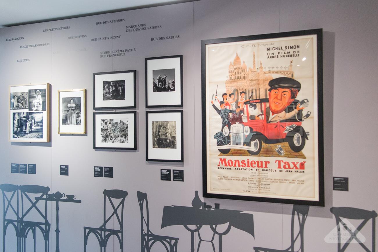 Musee Montmartre Museum film decor Amelie Paris France travel blog photography