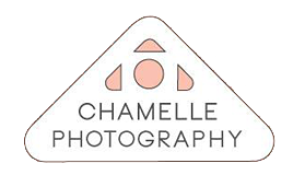 Chamelle Photography & Travel Retina Logo
