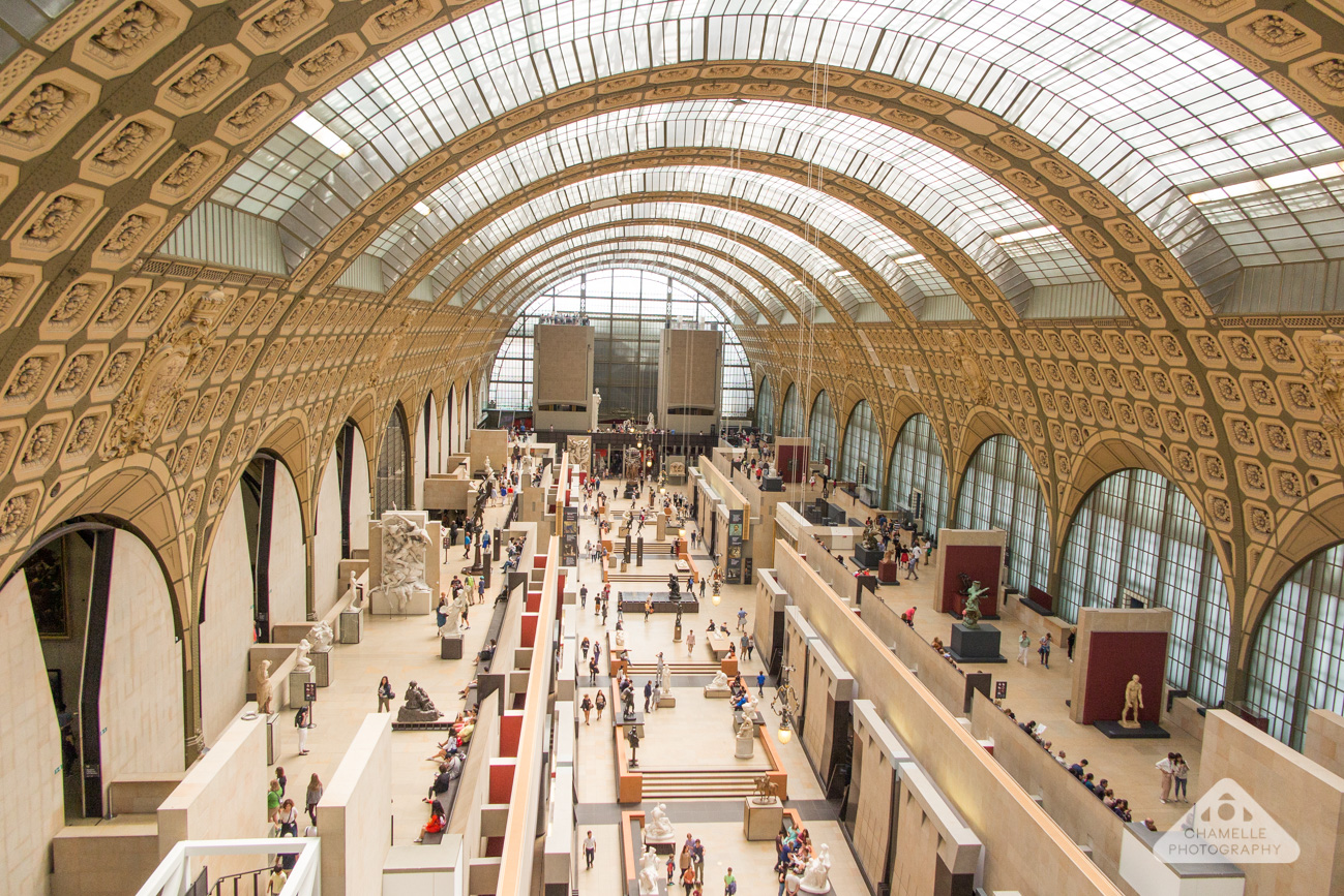 Van Gogh works paintings masterpieces at Musee d'Orsay Paris photography travel blog