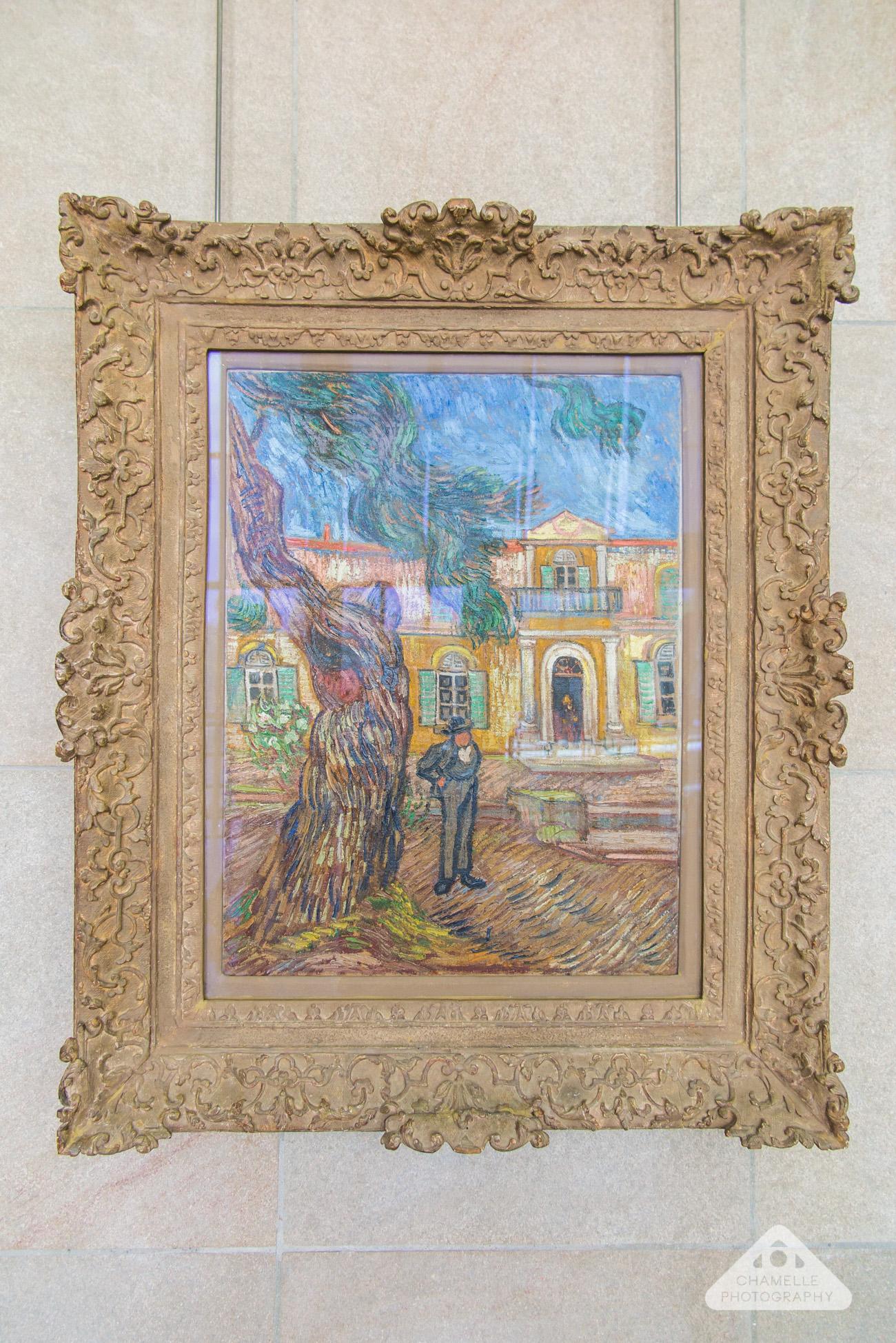 Van Gogh Saint Paul Mausole Saint Remy de Provence Musee d'Orsay Paris photography travel blog