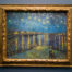Van Gogh Starry Night La Nuit Etoilee Musee d'Orsay Paris travel blog