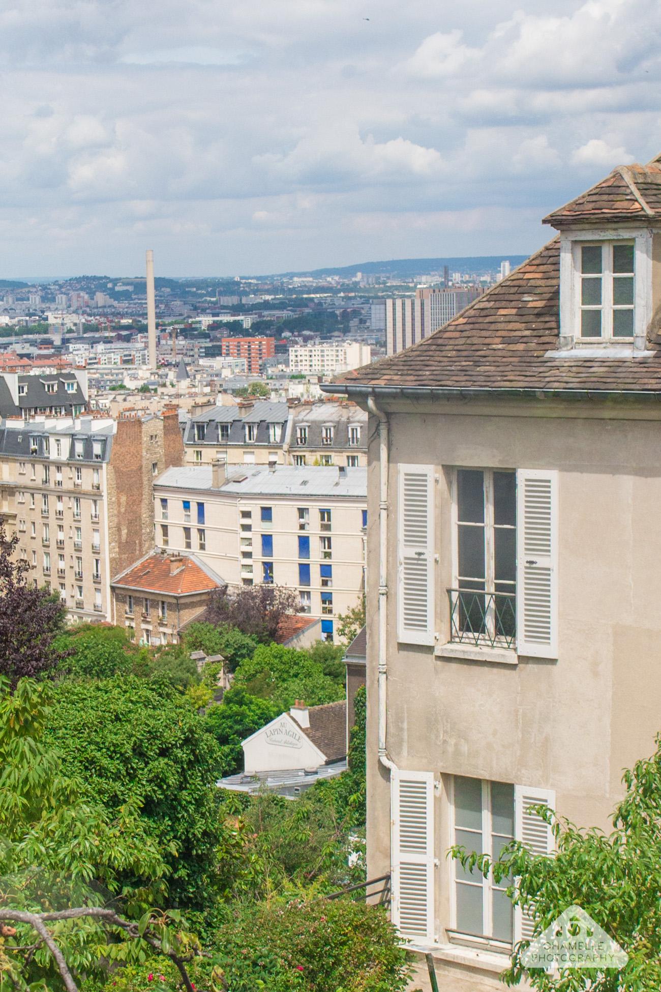 Van Gogh Montmartre Paris Chamelle Photography travel blog