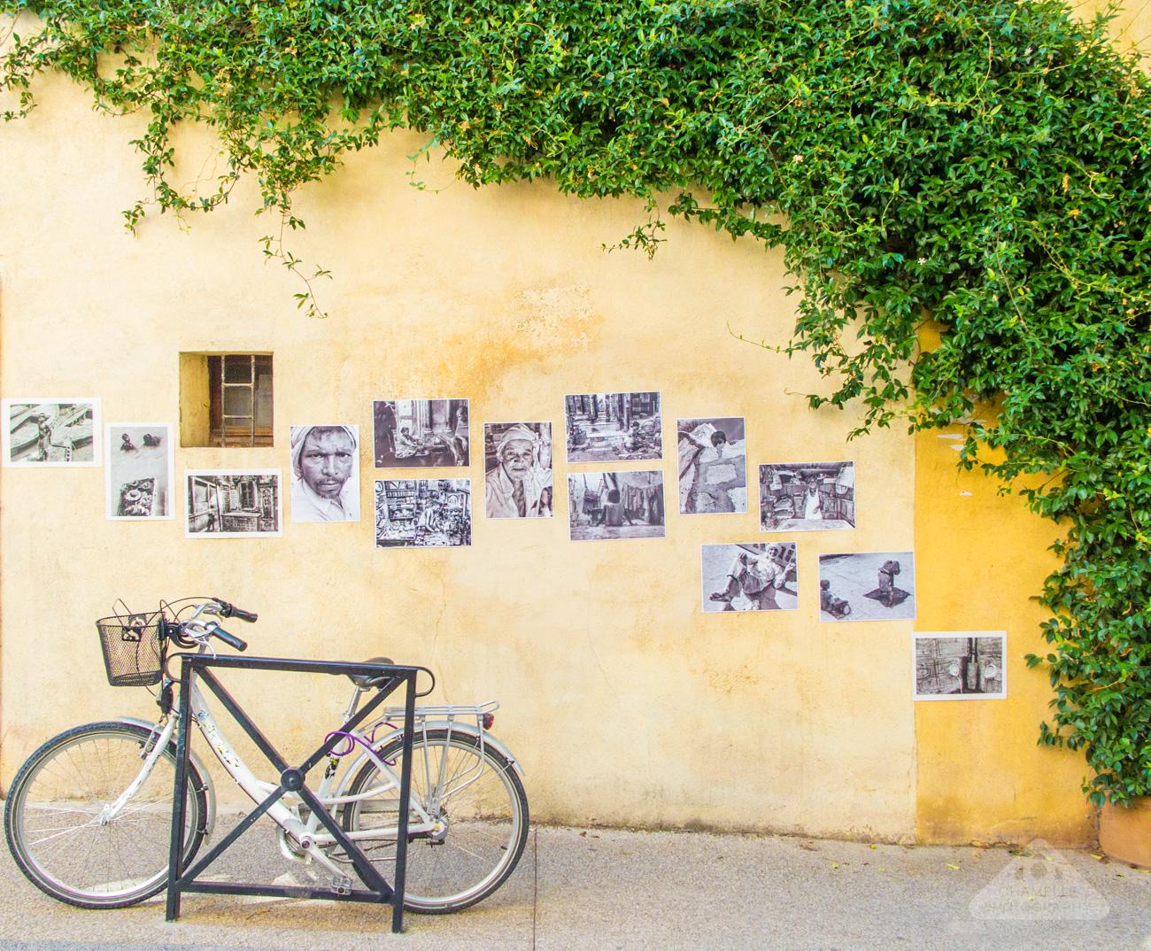 Van Gogh trail Rencontres d'Arles France travel blog