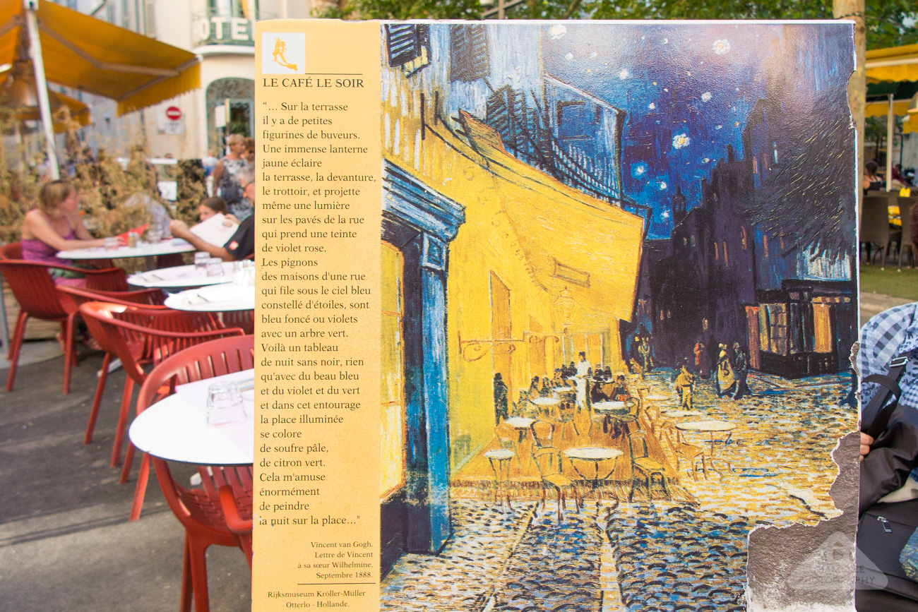 The Van Gogh Trail In Provence And Paris France Part I Arles