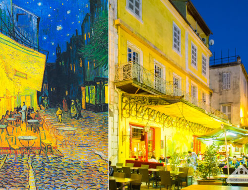 The Van Gogh trail in Provence and Paris, France (Part I: Arles)