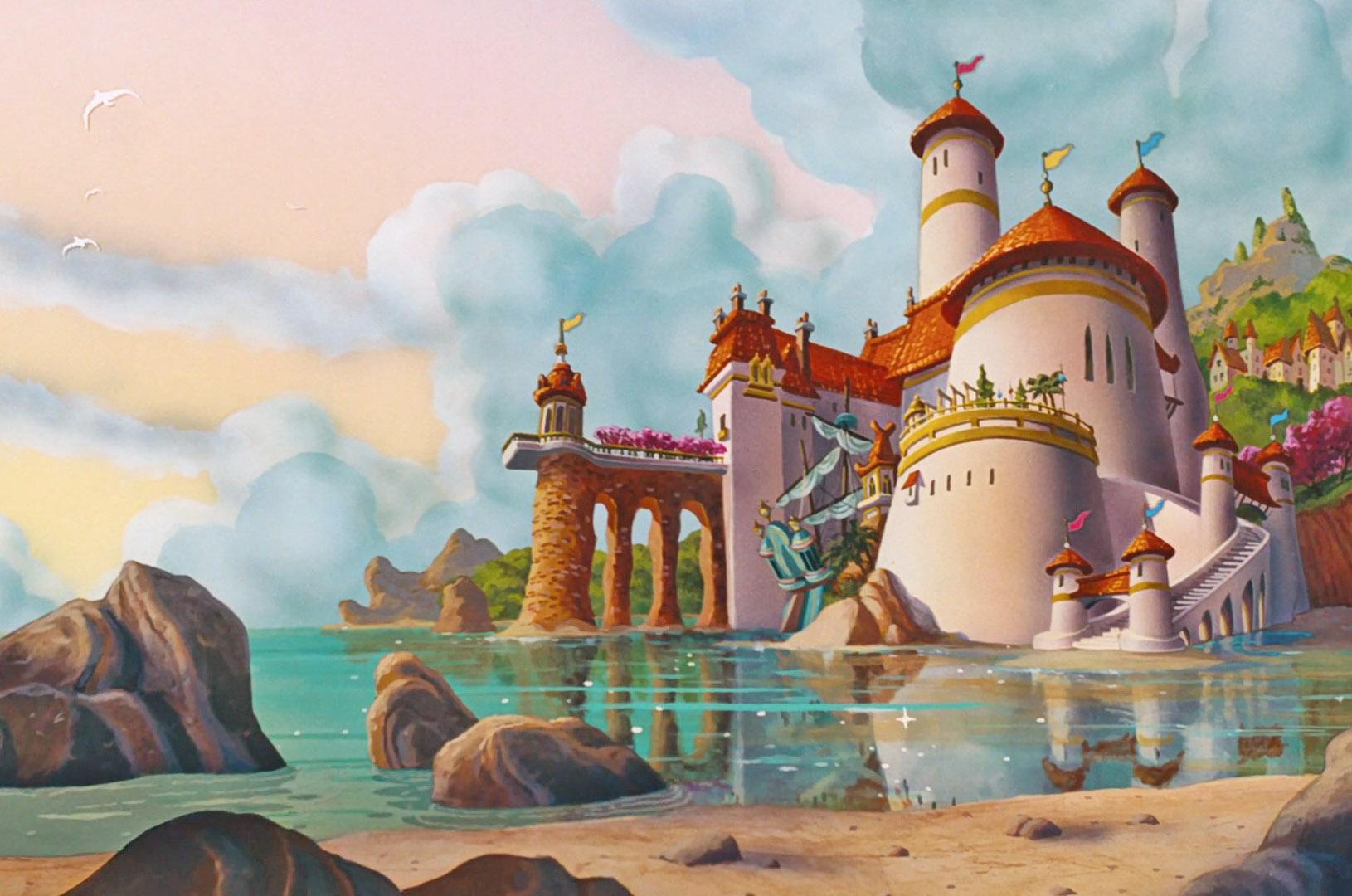Fairytale Travel: The real life Little Mermaid Castle